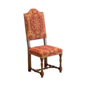 Classic Dining Chair - Bespoke Oak Dining Chairs - Tudor Oak, UK