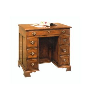 Small Oak Desk - Solid Oak Desks & Writing Tables - Tudor Oak, UK