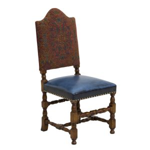 Traditional Dining Chair - Bespoke Dining Chairs - Tudor Oak, UK