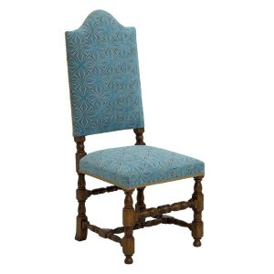 Classic Chair - Bespoke Wooden Dining Chairs - Tudor Oak, UK