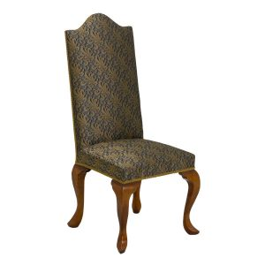 Antique Style Chair - Traditional Oak Dining Chairs - Tudor Oak, UK