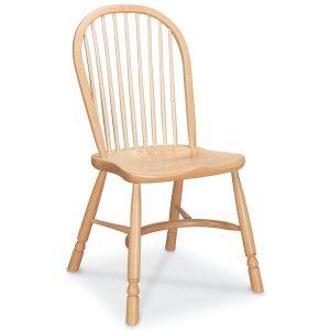 Richmond Modern Windsor Chair - Modern Windsor Chairs - Tudor Oak, UK