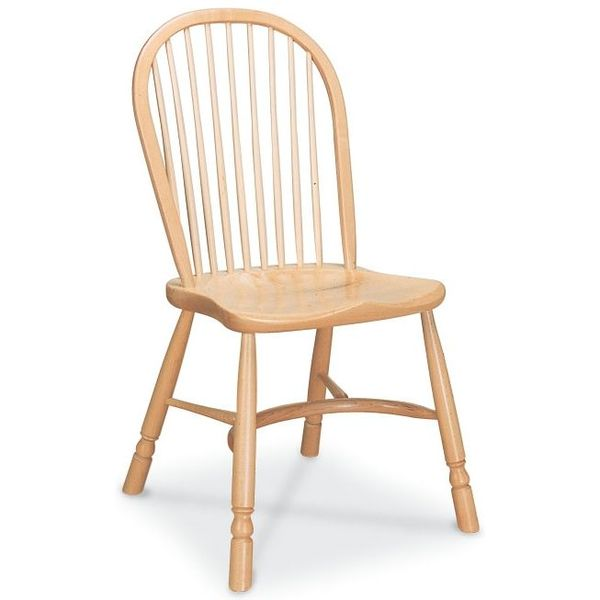 Richmond Modern Windsor Chair - Modern Windsor Chairs - Tudor Oak, UK