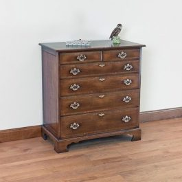 Solid Wood Chest of Drawers - Oak Chests of Drawers - Tudor Oak, UK