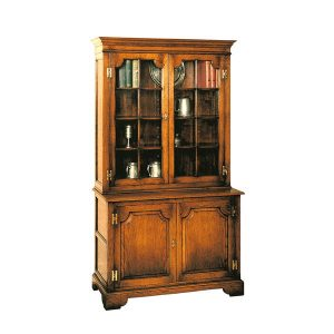 Small Cabinet - Solid Oak Dressers & Cupboards - Tudor Oak, UK