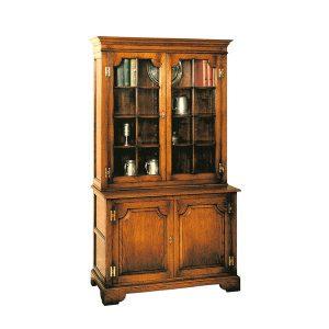 Small Cabinet - Solid Oak Dressers & Cupboards - Tudor Oak, UK