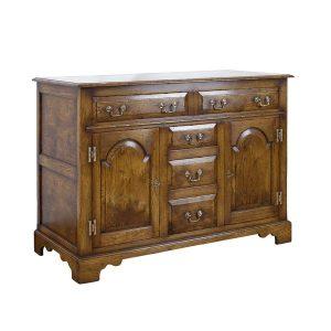 Solid Wood Sideboard - Solid Oak Sideboards - Tudor Oak, UK