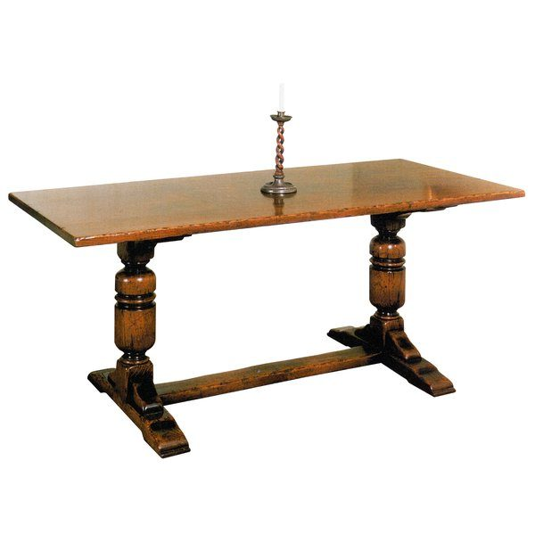 Small Oak Dining Table - Solid Oak Dining Tables - Tudor Oak, UK