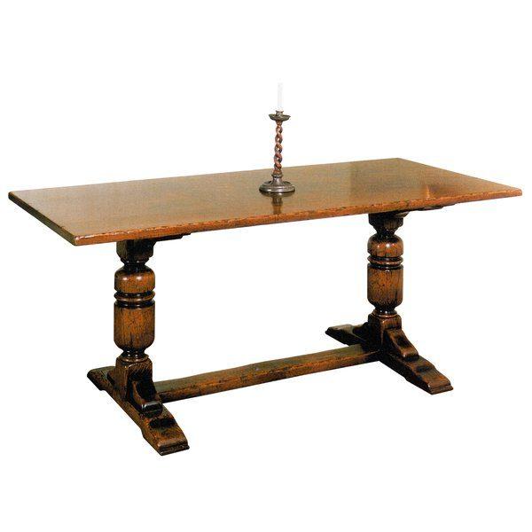 Small Oak Dining Table - Solid Oak Dining Tables - Tudor Oak, UK