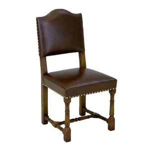 Bespoke Dining Chair - Traditional Dining Chairs - Tudor Oak, UK