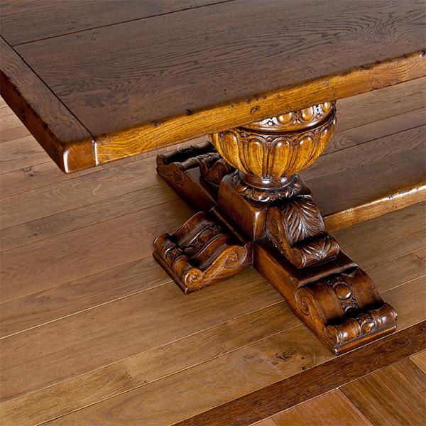 Tudor Oak dining tables