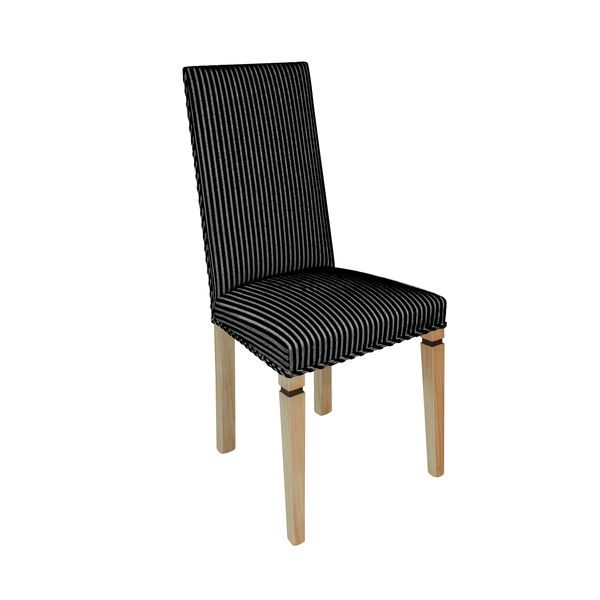 Light Oak Dining Chair - Modern Oak Furniture - Tudor Oak, UK