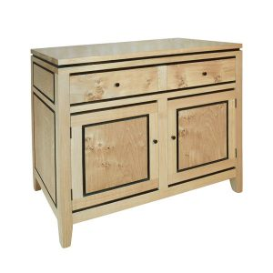 Light Oak Sideboard - Modern Oak Furniture - Tudor Oak, UK