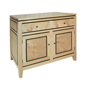 Light Oak Sideboard - Modern Oak Furniture - Tudor Oak, UK