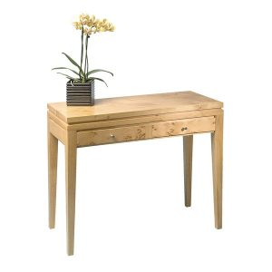 Light Oak Dressing Table - Modern Oak Furniture - Tudor Oak, UK