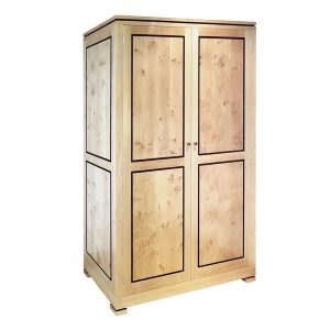 Light Oak Wardrobe - Modern Oak Furniture - Tudor Oak, UK