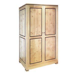 Light Oak Wardrobe - Modern Oak Furniture - Tudor Oak, UK