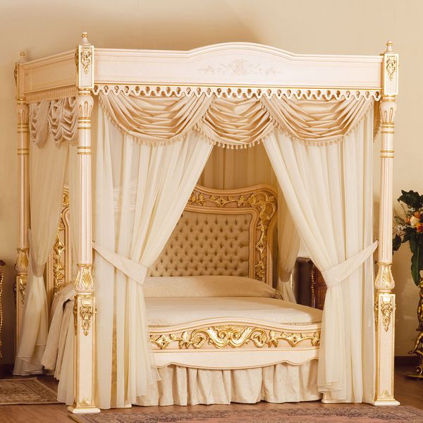 Baldacchino Supreme – the world most exclusive bed