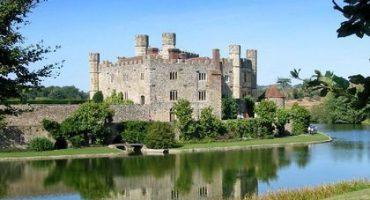 Solid Oak Flooring for Leeds Castle, Kent - Tudor Oak bespoke joinery