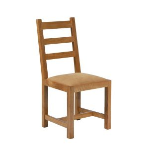 Country Dining Chairs - Modern Oak Furniture - Tudor Oak, UK