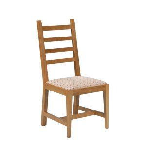 Farmhouse Chairs for Dining Table - Modern Oak Furniture - Tudor Oak